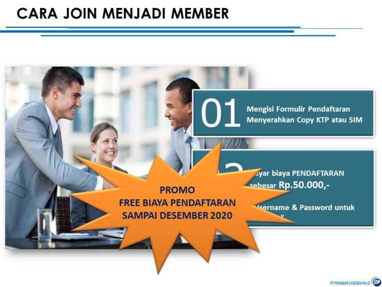2. Cara Join Bisnis PLM