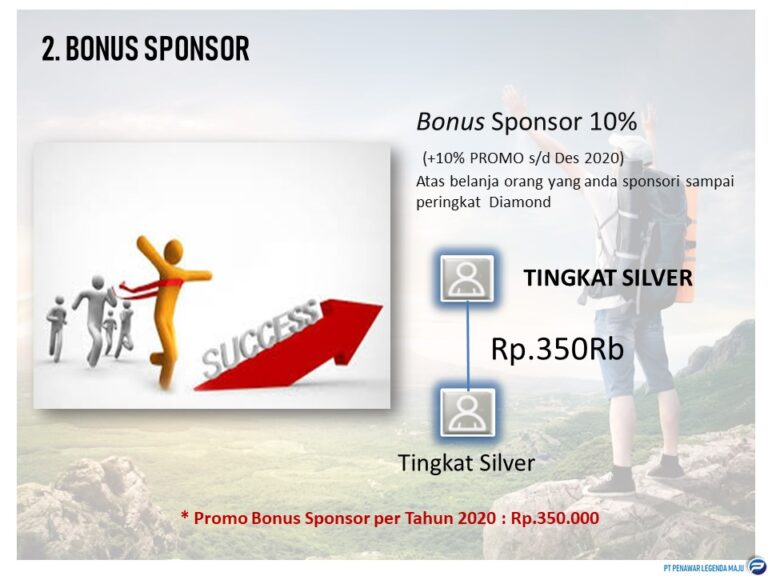5. Bonus Sponsor