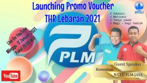 LAUNCHING PROMO THR LEBARAN 2021