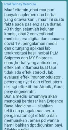 0. Obat Berbagai Penyakit Manjur PLM Saipress (081553966958)