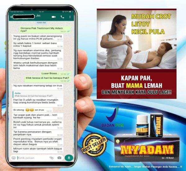 3. Testimonial MyAdam